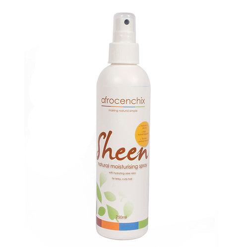 Afrocenchix Sheen: Moisturising Spray