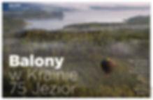 Fiesta balonowa - Balony w krainie 75 jezior nad Kaletką, na terenie gminy Iława