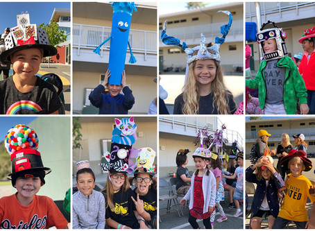 Crazy Hat Parade Coming!