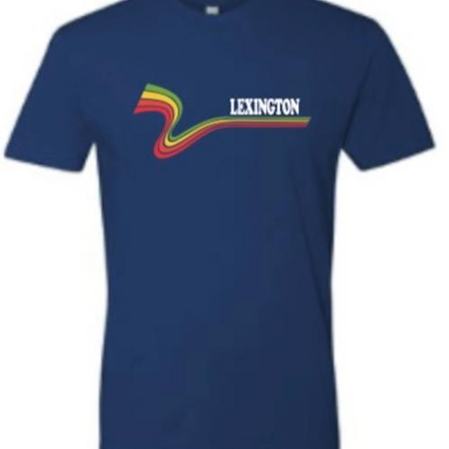 Lex Retro T-Shirt - Unisex