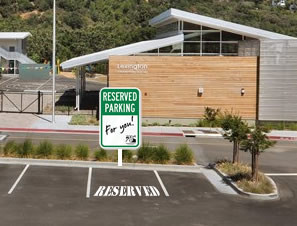 Win a Parking Spot!