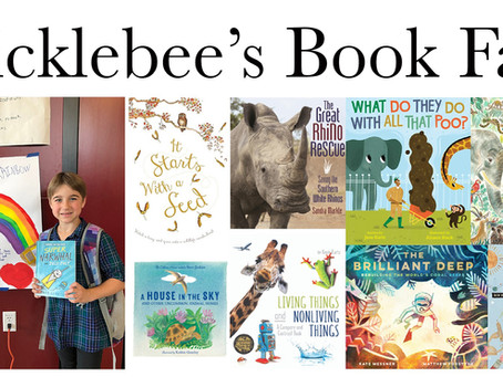 Book Fair March 5-8. Order Online!