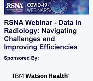 Data in Radiology: Navigating Challenges and Improving Efficiencies