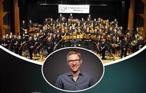 Konzert der Sinfonischen Blasorchesteres Mittelbaden mit Thiemo Kraas - Ausgefallen wegen Covid 19