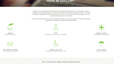 EvriChart.com web copy