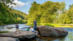 Best Swimming Holes in the Greenbrier Valley