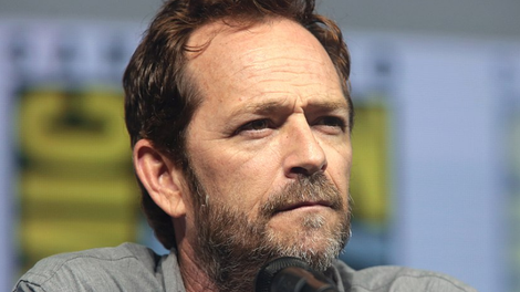 How Luke Perry Protected his Family