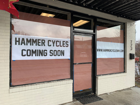 Hammer Cycles Coming Soon