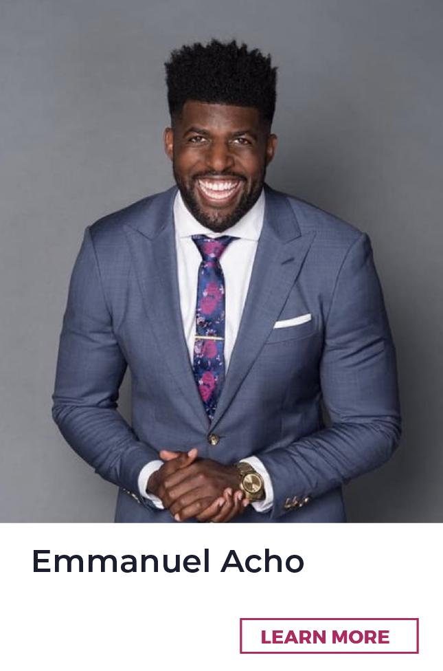 Emmanuel Acho