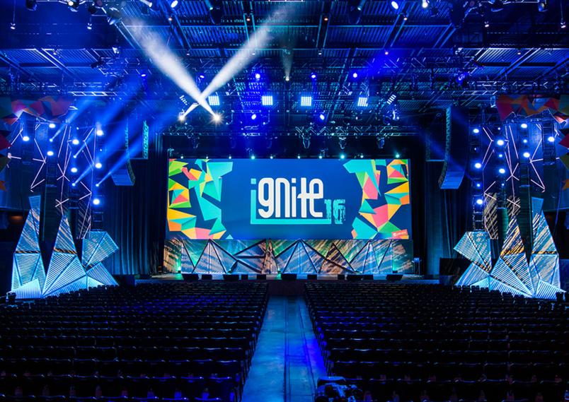 Ignite Conference 2016