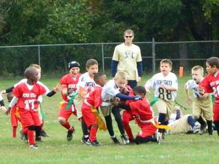 Penn Hills Midget Football Scouts