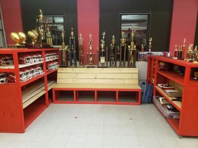 PHMFA Equipment Room