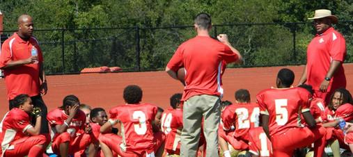 Penn hills youth football friendship park phmfa penn hills midget football youth football field james bradley tony allen mason murray penn hills indians