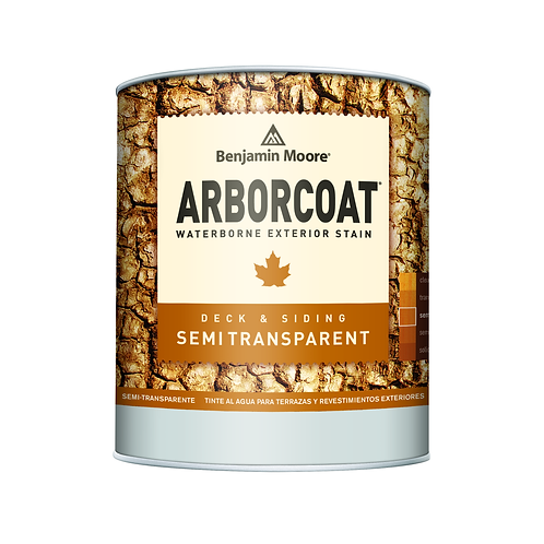 Arborcoat Semi Transparent Water Based Stain Sample