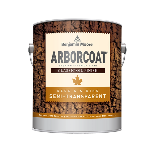 Arborcoat Semi Transparent Oil Stain Sample