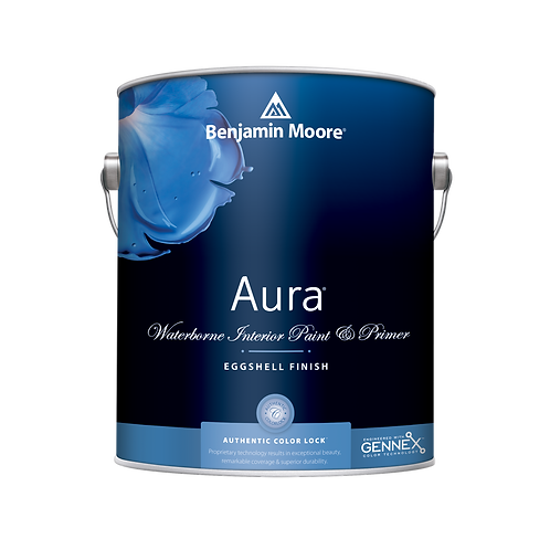 Aura Interior Eggshell Pint Sample
