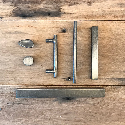 White Bronze Cabinet Hardware