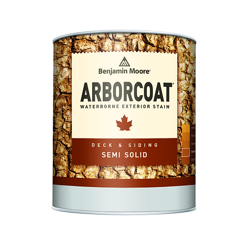 Arborcoat Semi Solid Water Based Stain