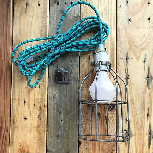 Choose your cord, cage, and bulb!