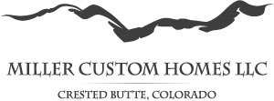 miller custom homes crested butte