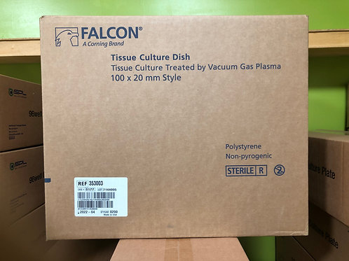 Corning, Falcon, 100mm cell culture dish [200/cs], 353003