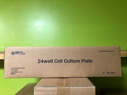 SPL, 24 well Cell Culture Plate [50/cs], 30024