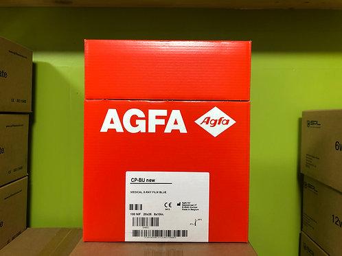 AGFA, CP BU 8*10 X-RAY FILM AGFA [100/PK], AGFA810