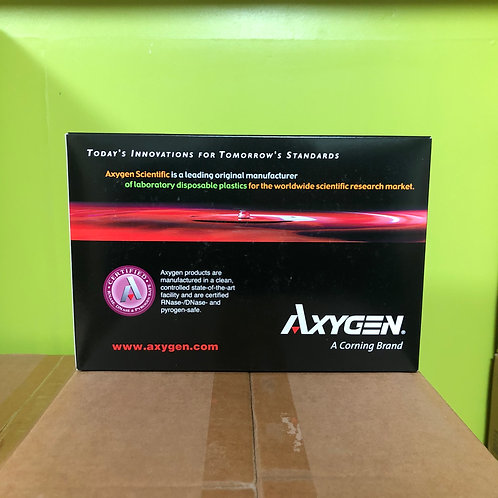 Axygen, 1.7mL Microtubes, Clear [500/pk], MCT-175-C