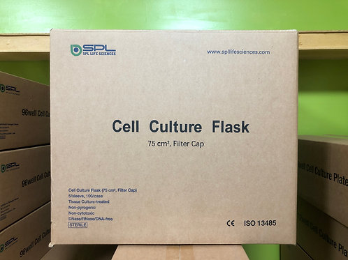 SPL, T75 Cell Culture Flask [100/cs], 70075