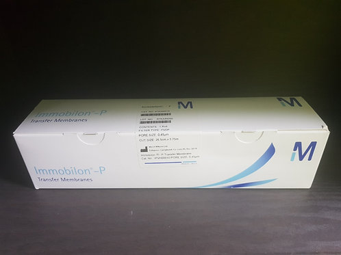 MILLIPORE Immobilon-P PVDF Membrane ,0.45 µm