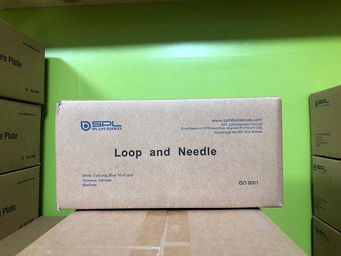 SPL, Loop & Needle 1ul [BX], 90001