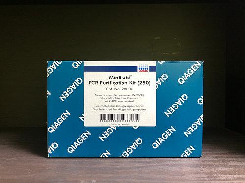 Qiagen, MinElute PCR Purification Kit [250prep], 28006