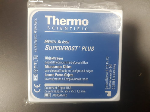 SuperFrost Plus™ Adhesion slides (MENZEL)