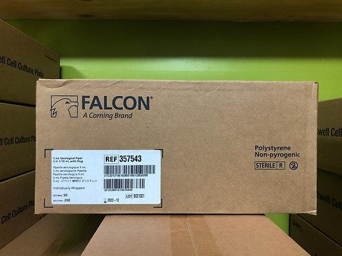Corning, Falcon, Serological Pipets, 5ml [200/case], 357543