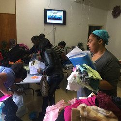 Clothing Drive 2017