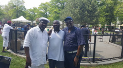 2nd Annual Festival - Darrell, Les and Ronny
