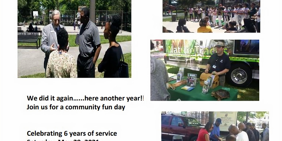 6th Annual Family Fun Day