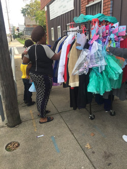 Clothing Drive 2017 2