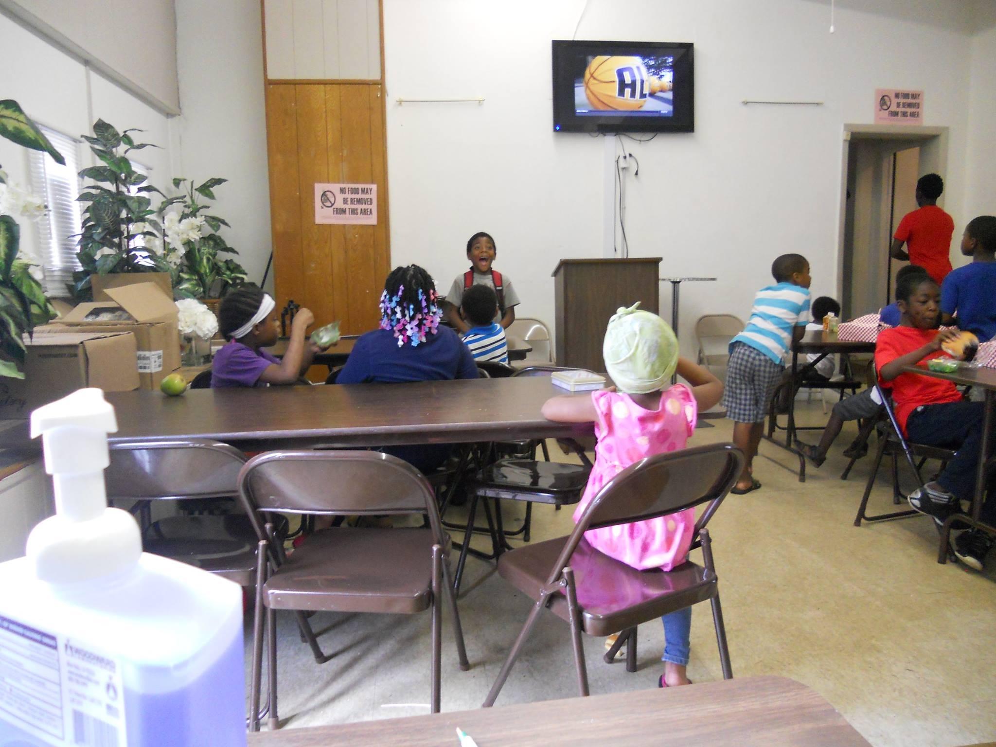 Free Lunch Program 2015