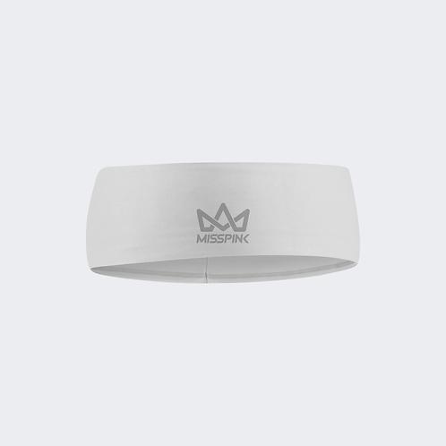 Headband Misspink White