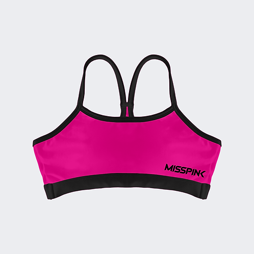 Top Misspink Three Pink