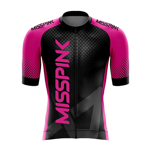 Camisa Ciclismo Misspink Two