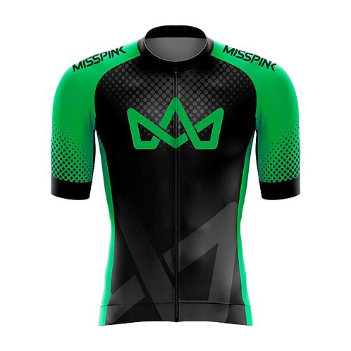 Camisa Ciclismo Misspink Three