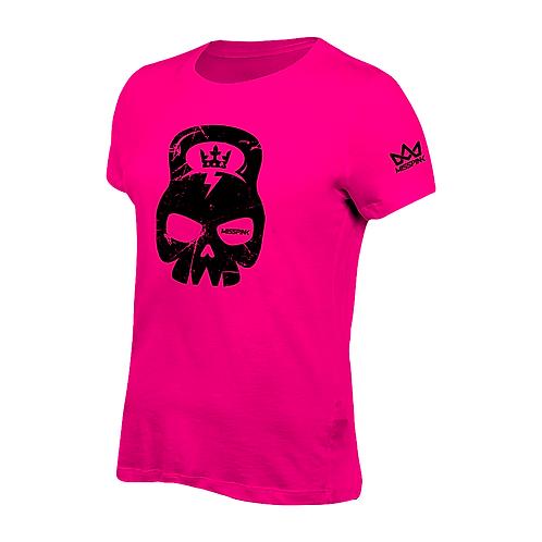 Camiseta Misspink Miss Skull