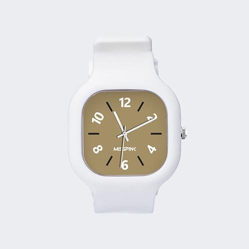 Relógio Misspink White