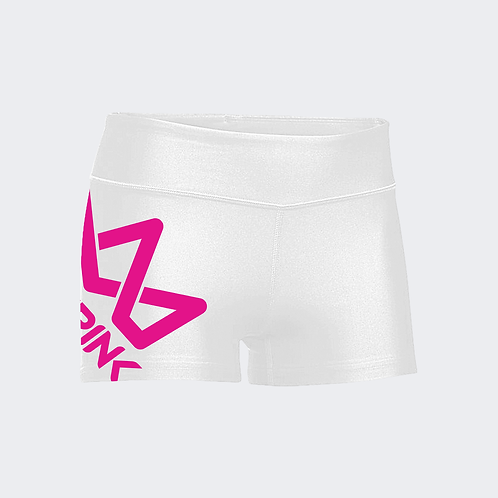Short Misspink Tow White