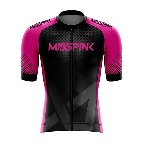 Camisa Ciclismo Misspink One