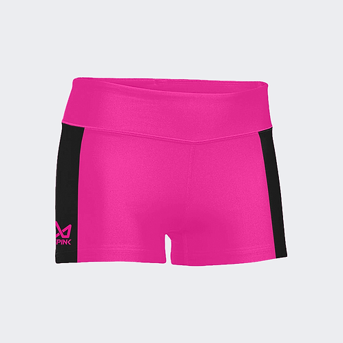 Short Misspink Four Pink