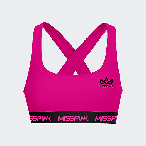 Top Misspink Two Pink
