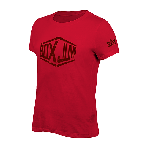 Camiseta Misspink Box Jump